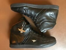 "Creative Recreation "" Milano"" Footwear Black size 10,5 Black Premium Leather"