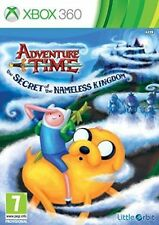 Adventure Time The Secret of The Nameless Kingdom Xbox 360 Game