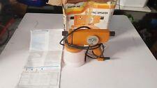 Burgess Powerline ELECTRIC AIRLESS VAPORIZZATORE | Vintage | istruzioni & Box