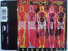 JEAN MICHEL JARRE CHRONOLOGIE remix MAXI CD