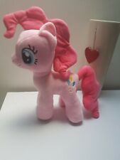 """HASBRO My Little Poney Soft Plush Toy Pink Logo Embroidery Balloon Approx 12"""""""
