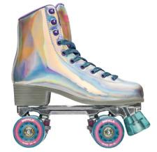 Impala Quad Roller Skates Holographic Women's Size 9