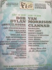 Dylan Cranberries Lizzy Moore FEIS Festival A4 Page from 2011 Magazine to frame?
