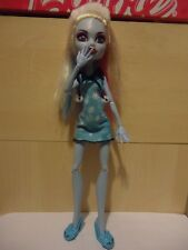 """POUPEE MONSTER HIGH """" ABBEY BOMINABLE ,DEAD TIRED """""""