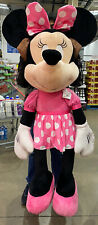 Giant Mickey Mouse/ Minnie Mouse Soft Stuffed Toy