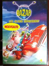 (C1)DVD - ALIEN BAZAR - Les Aliens Débarquent - 8 Episodes -  NEUF