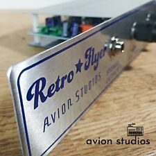 The RetroFlyer - Retrofit Preamp, EQ & Tremolo for Fender Rhodes