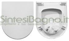 Toilet Seat Catalano WC ZERO 54 series. Original type. Thermosetting. CAT54ST