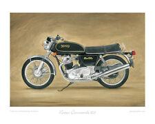 Motorcycle Limited Edition Print - Norton Commando 850