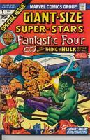 Super-Stars Giant-Size #1 Very Fine (8.0) Marvel Comics (1974)