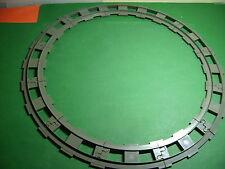 Lego Duplo Eisenbahn 12 gebogene Schienen/1 Kreis