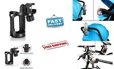 1Bike Cup Holder Expandable Bottle Can DD Cup Baby Stroller Beverage Strong Hold