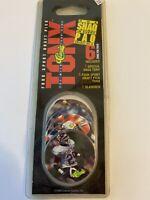 LOT OF 9 Vintage 1993 Slammer Four Sport Draft Pick Tonx Shaq Paq Pogs Milk Caps