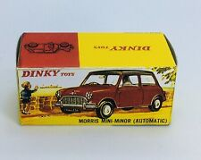 Dinky 183 Morris Mini Minor Automatic Empty Repro Box Only