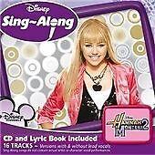Disney Singalong - Hannah Montana 2,  CD | 5099926545929 | New
