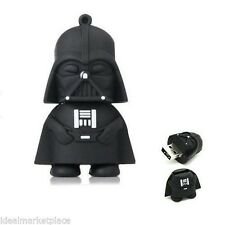 New 8 GB Star Wars Darth Vader Thumb Drive / USB Flash Drive
