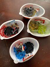 4 Kinder Joy Egg Collectible Marvel End Game Avengers Figures