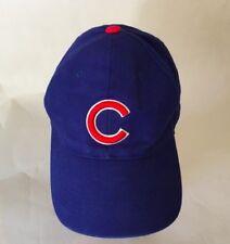 Chicago Cubs MLB Kick 10 Pro Gear Baseball Hat Cap, Blue Adjustable