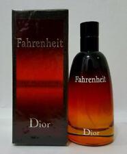 Christian Dior Fahrenheit Eau de Toilette for Men 100ml US Tester Free Shipping