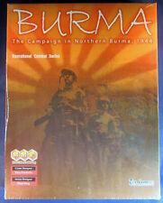 BURMA   The Gamers & MMP  OCS  shrinkwrapped OOP