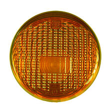 New OEM Front Corner Turn Signal Light Lamp Lens Drivers Side LH Amber For Jeep