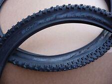 "Pair Schwalbe BLACK JACK >>> 26x2.00"" <<< MTB Mountain bike Tyres Offroad 26"""