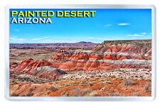 PAINTED DESERT ARIZONA FRIDGE MAGNET SOUVENIR IMAN NEVERA