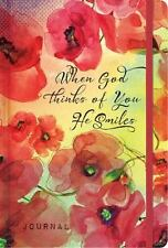 Compact Journal: When God Thinks of You He Smiles by Ellie Claire (2016, Hardcov