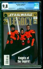 Star Wars: Legacy 6 CGC 9.8 NM/M Darth Talon app Adam Hughes cover Dark Horse