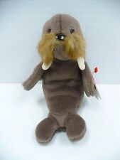 Retired Jolly The Walrus Beanie Baby With Errors