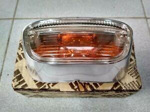 PEUGEOT 404 light indicator lens front  @NEW@ @OEM@ SEIMA 417