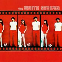 THE WHITE STRIPES self titled (CD album) blues rock, indie rock, garage rock