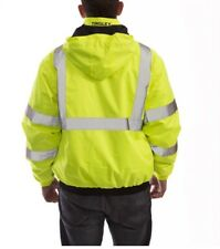XL Tingley Hi-Vis Insulated Safety Bomber Reflective Jacket HIGH VISIBILITY