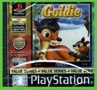 GOLDIE bambi  ITALIANO NUOVO PS1 SIGILLATO NEW pal