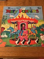 Walt Disney's Mary Poppins Album