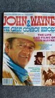 1979 John Wayne & The Great Cowboy Heroes Magazine Collectors' Edition Starlog