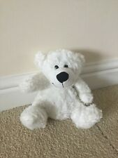 """Soft Toy very soft """"Cuddly White Polar Bear"""" - used very good condition"""