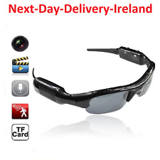 Sunglasses Glasses DVR Cam Hidden Spy Video Camera Recorder Wireless Camcorder