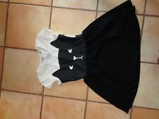 Robe noire et blanche taille 36 IKKS