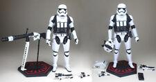 "Lot of 2 Star Wars Black Series Frist Order Stormtrooper w/ Gears 6"" Figure Set"