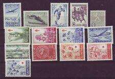 Finnland 1958 postfrisch Jahrgang