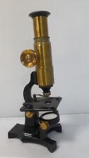 Microscope Vintage Miniature