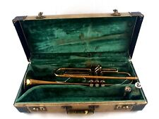 Roth Reynolds Roth Trumpet w/Mouth Piece Plus Vincent Bach 7C Mouth Piece Case