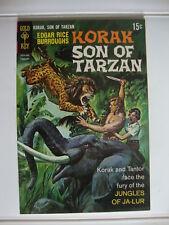 Korak Son Of Tarzan #27 NM Jungles Of Ja-Lur