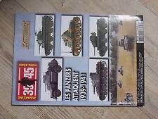 $$c Revue 39/45 HS Historica N°94 Les panzers attaquent 1939-1941