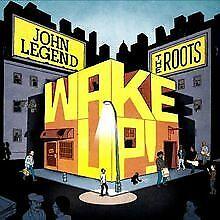 Wake Up! von Legend,John & the Roots | CD | Zustand gut