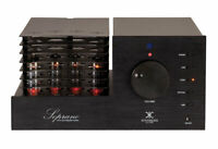 SYNTHESIS Soprano Class A Integrated Amplifier with DAC and Phono Stage BLACK