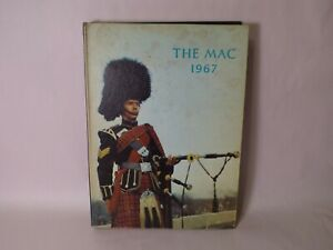 1967 Macalester College Annual Yearbook - Saint Paul MN - Tim O'Brien, Author