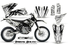 CREATORX GRAPHICS KIT FOR KTM 05-07 EXC/XC 05-06 SX TRIBAL BOLTS WNP