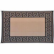 Patio Mats Indoor Outdoor 9'x12' Reversible Carpet/Rug